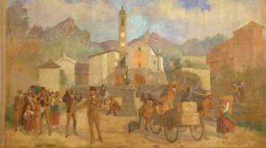 Giuseppe Maffei La partenza e il ritorno degli emigranti