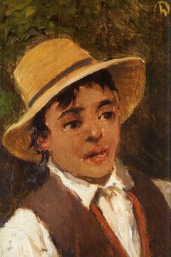 Lorenzo Delleani (Pollone, 1840 – Torino, 1908)