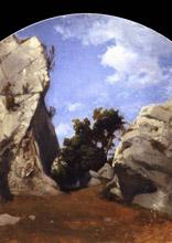 Antonio Fontanesi (Reggio Emilia 1818-Torino 1882)