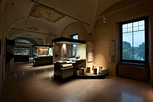 Sezione Archeologica. Età medievale.