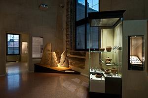 Sezione Archeologica. Età della romanizzazione