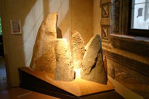 Sezione Archeologica. Età della romanizzazione. Cerrione (BI), necropoli di cascina Vignazza.