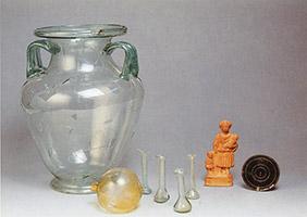 Sezione Archeologica. Età Romana
